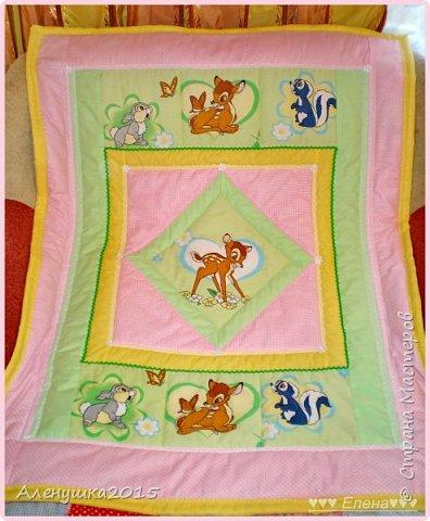 Готовое одеялко  фото 3