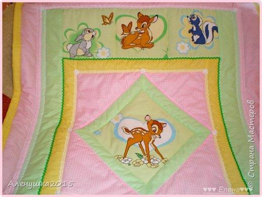 Готовое одеялко  фото 8