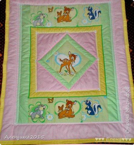 Готовое одеялко  фото 1