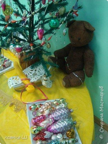 Несколько лет назад мы с детьми работали над проектом, посвященным ёлочной игрушке. Была проделана огромная работа всего коллектива и родителей всех групп детского сада. фото 10