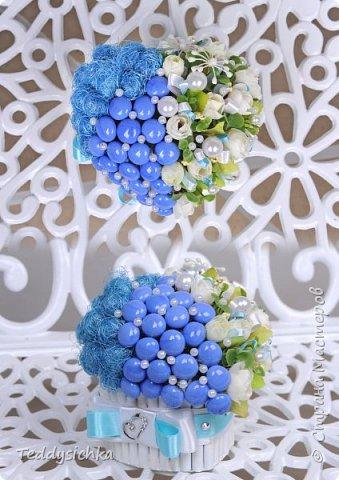 Флористические композиции фото 4