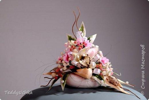 Флористические композиции фото 3