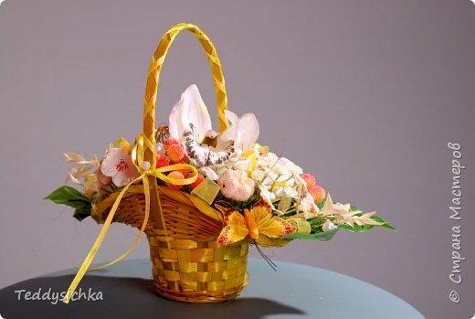 Флористические композиции фото 5