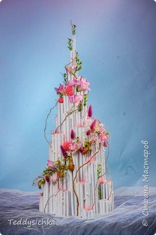 Флористические композиции фото 8