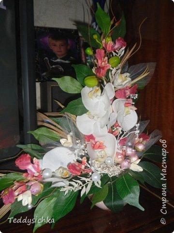 Флористические композиции фото 16