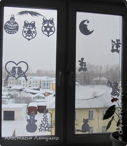 Вот такая красота теперь на окнах! фото 5