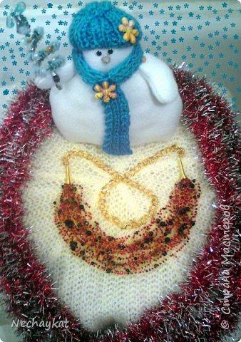 Снеговик))) фото 3