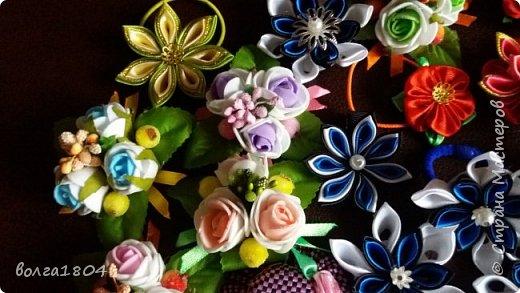 Здравствуйте, дорогие мастерицы! Набралась вот такая кучка цветочков И пока ноги не сделали, решила заснять и выставить. Фотограф с меня ещё тот, да и на телефон снимала... фото 5