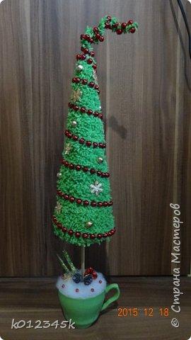 я не знаю, есть ли кто в МИРЕ, кто наворотил в этом году елок. больше чем я, с минимальным набором материалов старалась сделать разные. Часть 1-я https://stranamasterov.ru/node/970756 фото 40