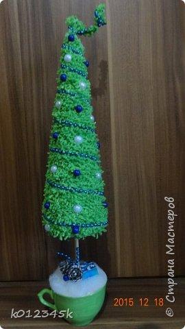 я не знаю, есть ли кто в МИРЕ, кто наворотил в этом году елок. больше чем я, с минимальным набором материалов старалась сделать разные. Часть 1-я https://stranamasterov.ru/node/970756 фото 44