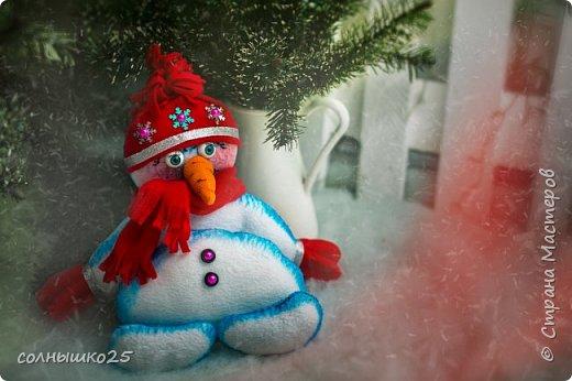Мой снеговичок тюфячок фото 2