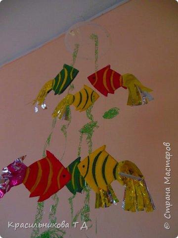 Воздушный аквариум фото 7