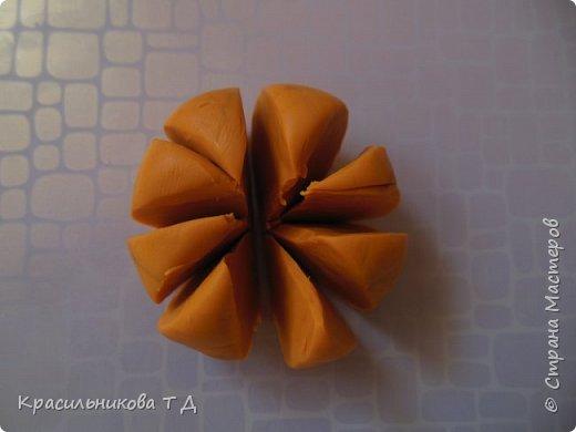Фруктовый десерт из пластилина фото 3