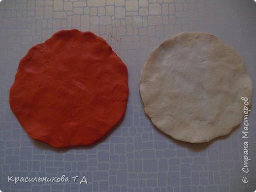 Фруктовый десерт из пластилина фото 6