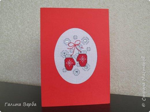 Всем доброго и удачного дня!  Вот такие подарки с пожеланиями тёплой зимы я приготовила к Новому году. Шаблон варежек для новогоднего декора я взяла здесь http://www.liveinternet.ru/users/5405691/post375287446/ фото 2