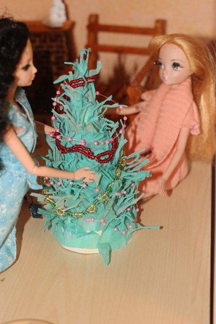 Соня Лиде в подарок на Новый год заказала камин. фото 4