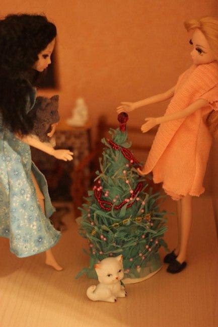Соня Лиде в подарок на Новый год заказала камин. фото 7