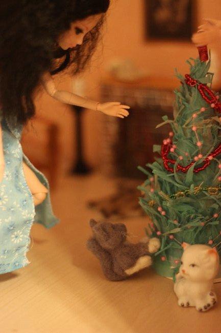Соня Лиде в подарок на Новый год заказала камин. фото 6