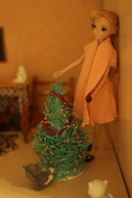 Соня Лиде в подарок на Новый год заказала камин. фото 5