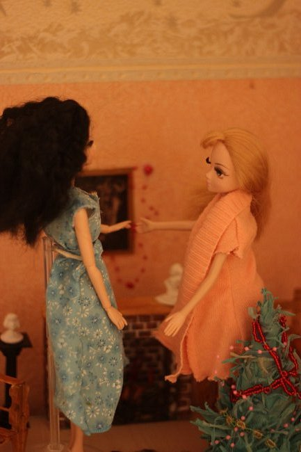 Соня Лиде в подарок на Новый год заказала камин. фото 9