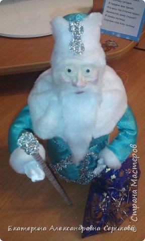 Дед мороз поздравляет Вас с Наступающим Новым Годом! Желает вам счастья, здоровья, креативных идей. фото 4