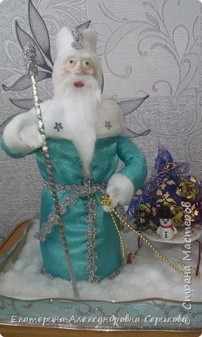 Дед мороз поздравляет Вас с Наступающим Новым Годом! Желает вам счастья, здоровья, креативных идей. фото 6