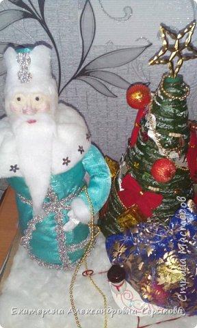 Дед мороз поздравляет Вас с Наступающим Новым Годом! Желает вам счастья, здоровья, креативных идей. фото 8