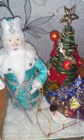 Дед мороз поздравляет Вас с Наступающим Новым Годом! Желает вам счастья, здоровья, креативных идей. фото 9