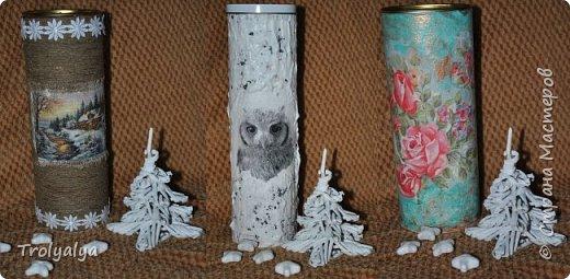 Первым покажу снеговичка сделанного по он-лайн МК Елены Лаврентьевой, за которого ей очень благодарна! Такой милый пухлячок ;) фото 4