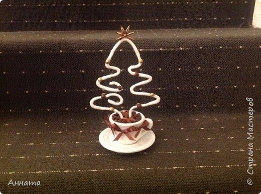 Ореховое дерево я уже делала, не люблю повторять свои поделки, но подружка очень хотела такое. фото 2