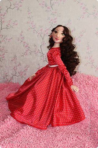 Кукла Настенька фото 3