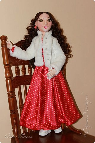 Кукла Настенька фото 7