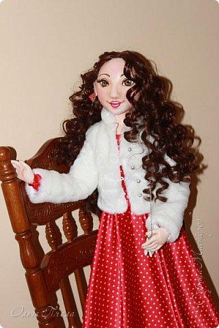 Кукла Настенька фото 8