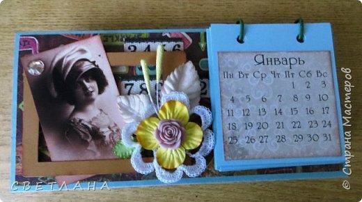 Добрый  день, страна!   Сегодня  я  с  новыми  настольными  календарями,  подарками  к  НГ.  Покажу  некоторые  из  них,  многие  уже  разошлись ,  народ  запасается  подарочками  друзьям и коллегам  к  новому  году...  Вот  этот  мне  очень  нравится,  наверное  оставлю  себе, любимой... фото 7