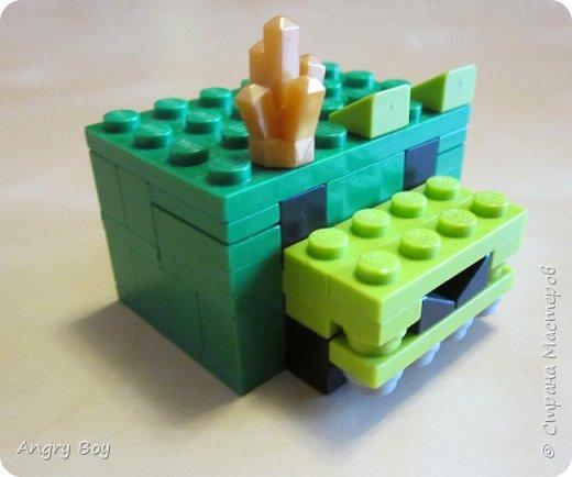 Angry Birds из конструктора Lego. фото 3
