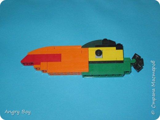 Angry Birds из конструктора Lego. фото 6