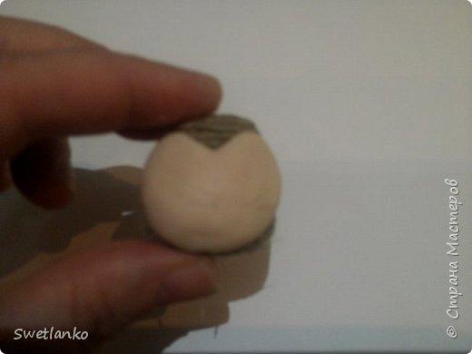 Предлагаю сделать такую кофейную обезьянку, совместив намотку джутовым шпагатом с кофе и лепкой. фото 10