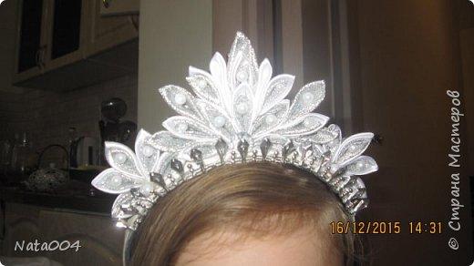 Сделала для крестницы такую корону, ребенок был очень доволен и это радует. фото 1