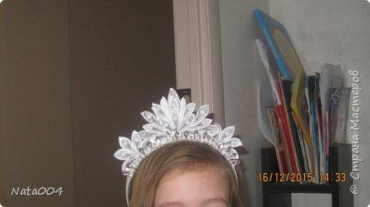 Сделала для крестницы такую корону, ребенок был очень доволен и это радует. фото 5