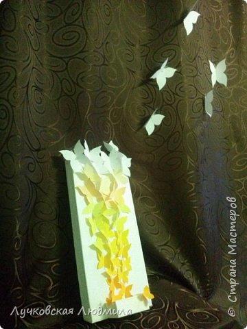 """Панно """"Бабочки"""" для украшения интерьера фото 2"""