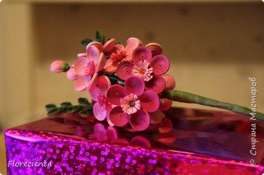 Розовый букетик фото 3