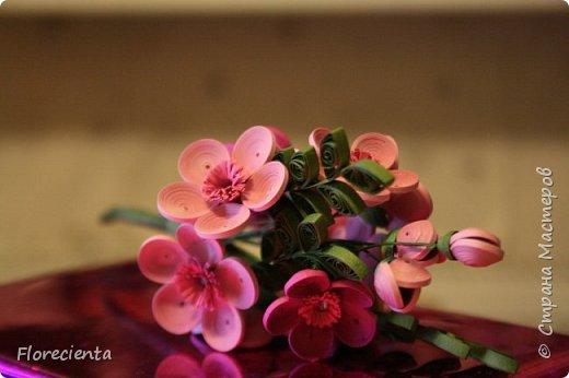 Розовый букетик фото 4
