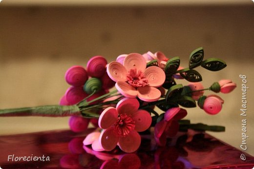 Розовый букетик фото 5