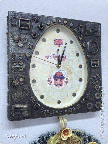 Доброго дня, Страна! Натворились часы... Как-то захотелось новых часиков и ...тут началось!!! Сначала одни, потом другие... и третьи, четвертые!!!  фото 4