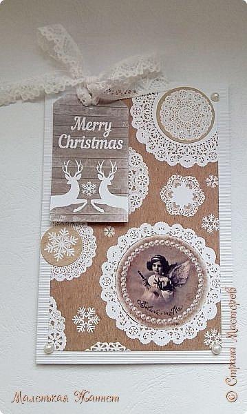Добрый вечер, дорогие жители прекрасной и дружной Страны Мастеров!  В детстве мы все с нетерпением ждали Нового Года, загадывали желания и верили в чудо... Сейчас мы уже взрослые и все также верим в волшебство новогодней ночи и исполнение наших самых сокровенных желаний.  Хотя зима у нас только по календарю, а погода напоминает осень, предлагаю окунуться в зимнюю сказку.   фото 19