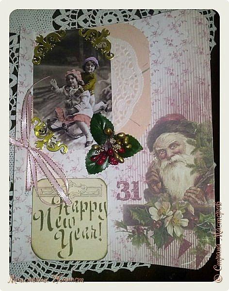 Добрый вечер, дорогие жители прекрасной и дружной Страны Мастеров!  В детстве мы все с нетерпением ждали Нового Года, загадывали желания и верили в чудо... Сейчас мы уже взрослые и все также верим в волшебство новогодней ночи и исполнение наших самых сокровенных желаний.  Хотя зима у нас только по календарю, а погода напоминает осень, предлагаю окунуться в зимнюю сказку.   фото 25