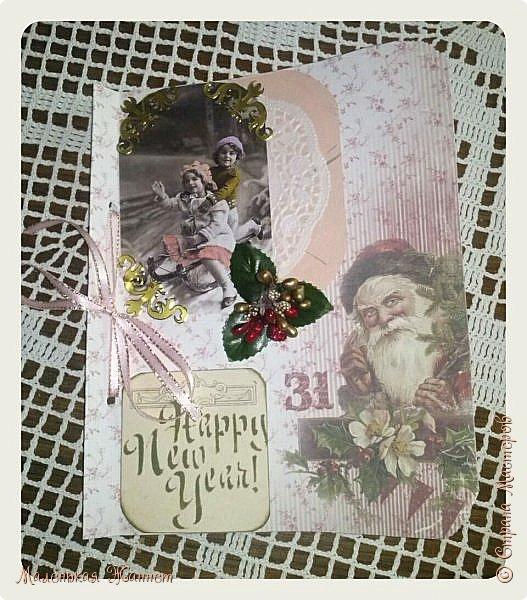 Добрый вечер, дорогие жители прекрасной и дружной Страны Мастеров!  В детстве мы все с нетерпением ждали Нового Года, загадывали желания и верили в чудо... Сейчас мы уже взрослые и все также верим в волшебство новогодней ночи и исполнение наших самых сокровенных желаний.  Хотя зима у нас только по календарю, а погода напоминает осень, предлагаю окунуться в зимнюю сказку.   фото 24