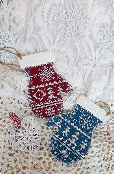 Добрый вечер, дорогие жители прекрасной и дружной Страны Мастеров!  В детстве мы все с нетерпением ждали Нового Года, загадывали желания и верили в чудо... Сейчас мы уже взрослые и все также верим в волшебство новогодней ночи и исполнение наших самых сокровенных желаний.  Хотя зима у нас только по календарю, а погода напоминает осень, предлагаю окунуться в зимнюю сказку.   фото 18