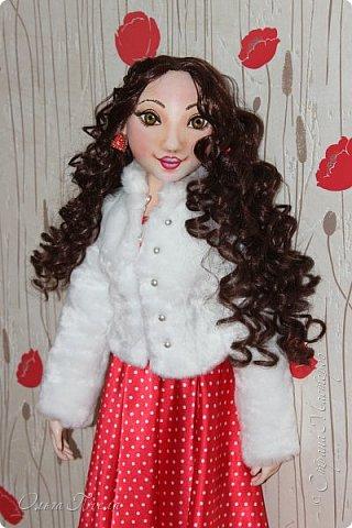 Кукла Настенька фото 1