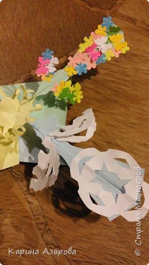 """Здравствуйте! Сегодня я сделала ещё 2 мандалы.  Это мандалы """"Времена года"""", здесь 4 птицы одна Весна, одна Лето, одна Осень и одна Зима. фото 4"""